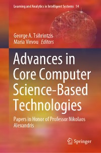 Cover Advances in Core Computer Science-Based Technologies