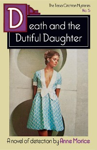 Cover Death and the Dutiful Daughter