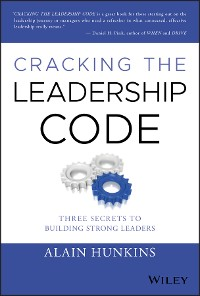 Cover Cracking the Leadership Code