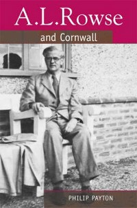 Cover A.L. Rowse And Cornwall
