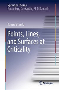 Cover Points, Lines, and Surfaces at Criticality