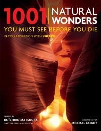 Cover 1001 Natural Wonders