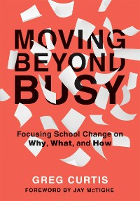 Cover Moving Beyond Busy