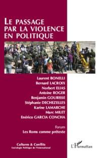 Cover Passage par la violence en politique Le