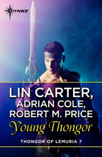 Cover Young Thongor