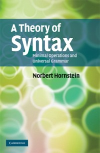 Cover Theory of Syntax