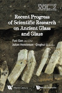 Cover Recent Advances In The Scientific Research On Ancient Glass And Glaze