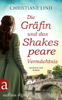 Cover Die Gräfin und das Shakespeare Vermächtnis