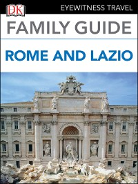 Cover DK Eyewitness Family Guide Rome and Lazio