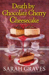Cover Death by Chocolate Cherry Cheesecake