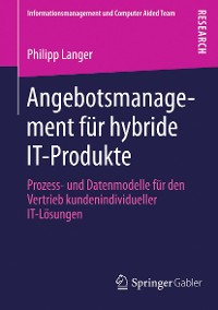 Cover Angebotsmanagement für hybride IT-Produkte