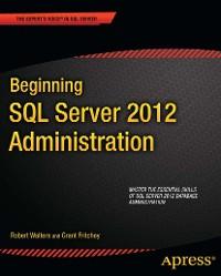 Cover Beginning SQL Server 2012 Administration