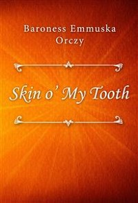 Cover Skin o' My Tooth