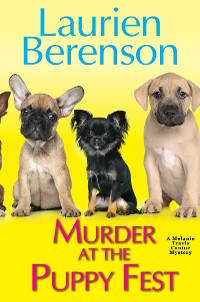 Cover Murder at the Puppy Fest