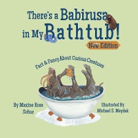 Cover There's a Babirusa in My Bathtub!