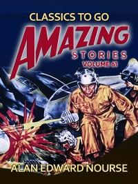 Cover Amazing Stories Volume 61