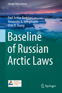 Cover Baseline of Russian Arctic Laws