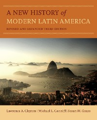 Cover A New History of Modern Latin America