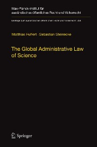 Cover The Global Administrative Law of Science