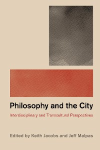 Cover Philosophy and the City