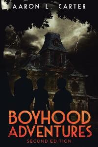 Cover Boyhood Adventures