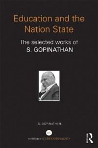 Cover Education and the Nation State