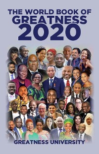 Cover World Book of Greatness 2020