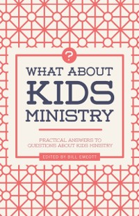 Cover What about Kids Ministry?
