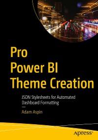 Cover Pro Power BI Theme Creation