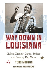 Cover Way Down in Louisiana