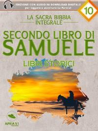 Cover La Sacra Bibbia - Libri storici - Secondo libro di Samuele