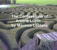 Cover Confessions of Arsene Lupin