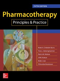 Cover Pharmacotherapy Principles and Practice, Fifth Edition