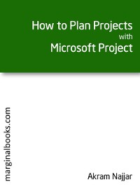 Cover How to Plan Projects with Microsoft Project
