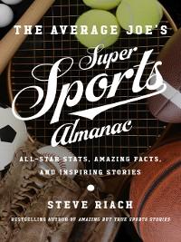 Cover The Average Joe's Super Sports Almanac