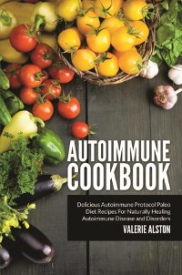 Cover Autoimmune Cookbook