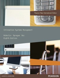 Cover Information Systems Management: Pearson New International Edition