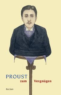 Cover Proust zum Vergnügen
