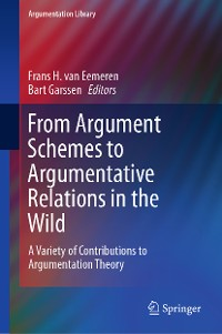 Cover From Argument Schemes to Argumentative Relations in the Wild