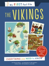 Cover My First Fact File The Vikings