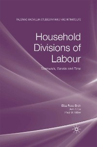 Cover Household Divisions of Labour