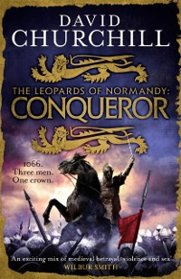 Cover Conqueror (Leopards of Normandy 3)