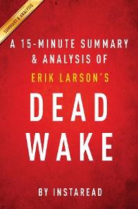Cover Summary of Dead Wake