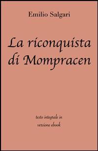 Cover La riconquista di Mompracen di Emilio Salgari in ebook
