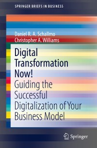 Cover Digital Transformation Now!