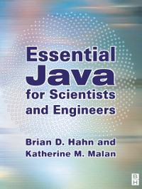 Cover Essential Java for Scientists and Engineers