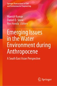 Cover Emerging Issues in the Water Environment during Anthropocene