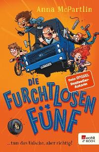 Cover Die Furchtlosen Fünf