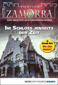 Cover Professor Zamorra 1143 - Horror-Serie