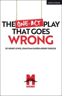 Cover One-Act Play That Goes Wrong